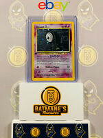 Unown 14/75 1st Edition NM Near Mint Neo Discovery Rare Holo Pokemon Card