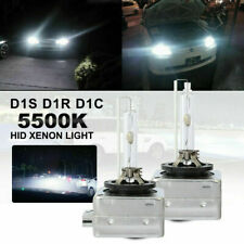 OEM D1S D1C D1R 55W 5500K HID Xenon Headlight Kits Bulbs Lamps Replacement Light