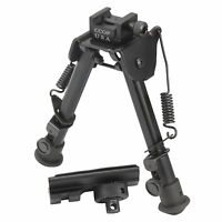 "7.7"" CCOP Badger Picatinny Rail Mount Tactical Rifle Bipod 79S"