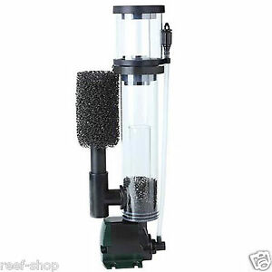 JBJ SK-45 Protein Skimmer & Pump Removes Reef Aquarium Dissolved Organic Waste