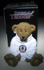 Chicago Black Hawks Teddy Bear Hand Jersey 37/38 NHL Collectible Elby Figurine