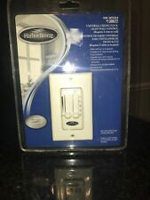 Harbor Breeze WM-7WWL Universal Ceiling Fan & Light Wall Control #130622