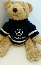 "14"" Herrington Mercedes Benz Exclusive Bear Knitted Turtle Neck Sweater 2002"