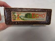 Antique Harmonica Alpen-Echo M. Hohner Made In Germany