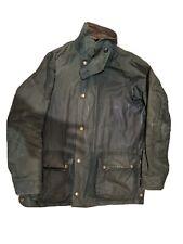Mens Henri Lloyd Waxed Jacket