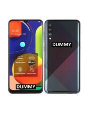 TELEFONO FINTO DUMMY SCHERMO COLORATO REPLICA Samsung Galaxy A50s NERO