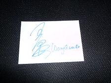 WANG QUAN'AN signed Autogramm 10x15 cm In Person GOLDENER BÄR 2007 Berlinale