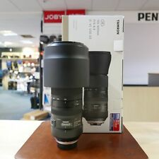 Used Tamron SP 150-600mm f5-6.3 Di VC USD G2 lens in Nikon fit - 1 YEAR GTEE