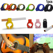 Silicone Rings Finger Hand Rack Cigarette Holder For Smoking Smoker Accessories