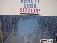 ARNETT COBB SIZZLIN' Sealed 45 RPM 2 LP Set Low #138 COLLECTORS LIMITED EDITION