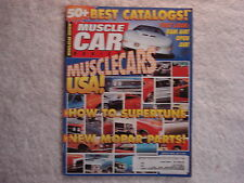 Muscle Car Review 1997 June Boss 302 & 429, Duster 340, Chevelle SS 396, Pontiac