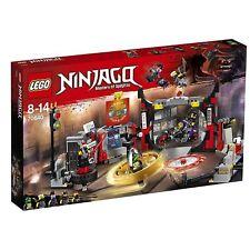 LEGO® NINJAGO™ - 70640 Hauptquartier der Motorradfahrer + NEU & OVP +