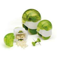 Decoupe presse ail 6,5 x 4,8 x 7,5 cm, Garlic Vert