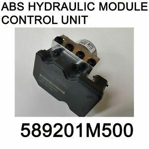 New Genuine Hydraulic ABS Module Oem 589201M500  for Kia Forte  Forte Koup