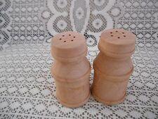Vintage / Anique   Wooden  Salt & Peper  Shakers,