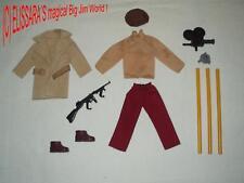 BIG JIM Outfit : Secret Agent / Spy / Spion - Adventure Action Set No. 9418