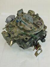 NOS ROCHESTER QUADRAJET CARBURETOR 17080201 1980 CHEVY GMC TRUCK 350-400 ENGINE