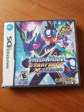 MEGAMAN STARFORCE PEGASUS DS US NEUF NEW
