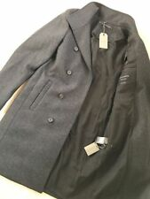 Men's Wool Trench Coats, Macs Button Collared Coats & Jackets