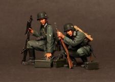 1/35 Maßstab Ww2 Deutsch Maschine Gunner MG 34 Team. Machen Pause 1939-42