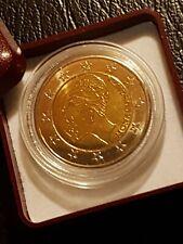 2 Euro Münze Monaco 2007 Gedenkmünze Grace Kelly Probeprägung in Schatulle