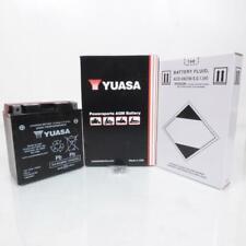 Batteria Yuasa Moto Guzzi 1400 California Custom ABS 2013 Per 2015 YTX2