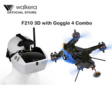 Walkera Racing drone F210 3D with Goggle 4 combo/extra free battery/FPV/Camera
