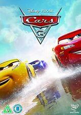 Cars 3 [DVD] [2017] [DVD][Region 2]