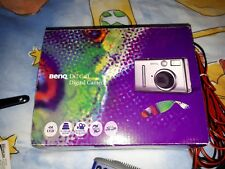 FOTOCAMERA DIGITALE BENQ DC C40 VIDEO FOTO USB SONY SHARP PANASONIC SAMSUNG