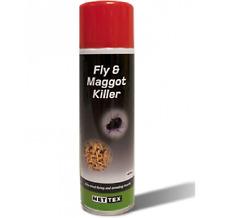 NETTEX FLY AND MAGGOT KILLER SPRAY 450ML blowfly fleas