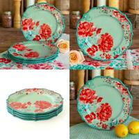 The Pioneer Woman Gorgeous Garden Dinner Plates, set of 4