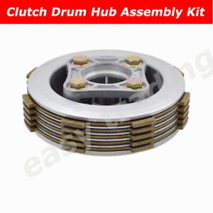 Clutch Drum Hub Friction For HONDA Rebel 125 CA125 CM CB 125 TWIN CB125T CM125