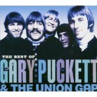GARY PUCKETT & THE UNION GAP - THE BEST OF GARY PUCKETT & THE UNION GAP  CD NEW+