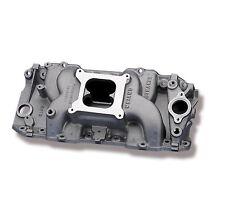 Engine Intake Manifold-VIN: W, CARB Lower WEIAND 8019