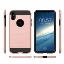 2018 iPhone X Case Ultra Hybrid Shock and Smudge Proof Protective Case