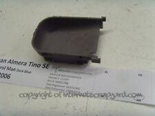 Nissan Almera Tino 1.8 00-06 OSR drivers side rear interior handle trim door car