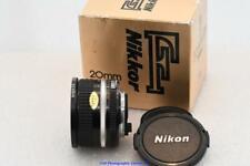 Nikon Nikkor 20mm F2.8 AIs Prime Lens AI-s  COATING MARKS