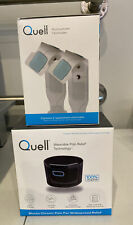 Quell Wearable Pain Relief Technology, QE-SYR Black Brand New Sealed