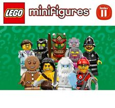 Pick your own Minifigure LEGO 71002 Collectible Minifigures Series 11