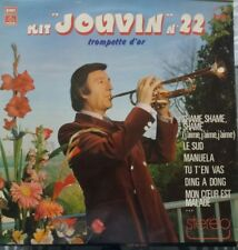 33T Georges JOUVIN LP HIT N° 22 TROMPETTE D'OR - -PATHE 16118