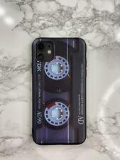 Retro Cassette Tape Design Iphone 11 Phone Case Cover Mixtape Vintage