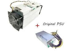 Bitmain Antminer S9i 13.5TH/s Bitcoin SHA256 + APW7+ 1800W PSU