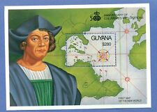 Guyana SC #2532 Maps MNH