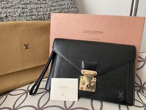 Louis Vuitton Epi Sellier Dragonne Clutch MI0961 $2800