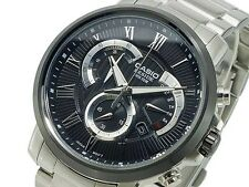 CASIO BESIDE Chronograph BEM506CD-1 Last One Discontinued Model !