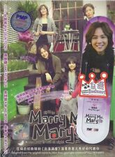 DVD Marry Me,Mary ak.a Mary is out at night Korean Drama DVD English Sub
