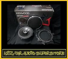 "KENWOOD KFC-X173 2-WAY 6.5"" CAR SPEAKERS SYSTEM BRAND NEW / FULL WARRANTY /"