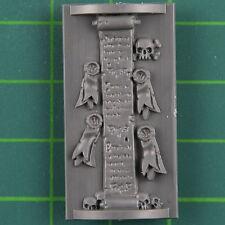 Imperiale Bastion Wand Panel Schrein Warhammer 40K Gelände Bitz Bits 5150