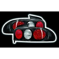SUBARU IMPREZA 2/4 DR PRODESIGN QUALITY ULTRA DESIGN BLACK LEXUS REAR LIGHTS