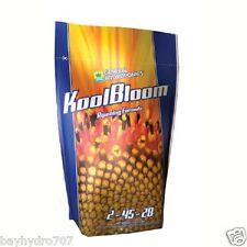 General Hydroponics GH KoolBloom 2.2lb Dry Powder SAVE $$ W/ BAY HYDRO $$